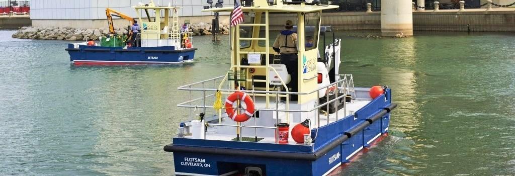 Lake Assault flotsam and jetsam 03-23-2015