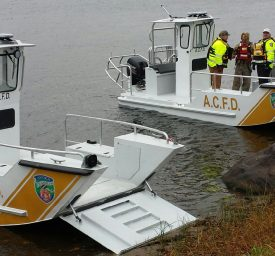 Lake Assault rescue